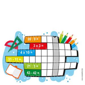 Rätsel für Kinder Mathe