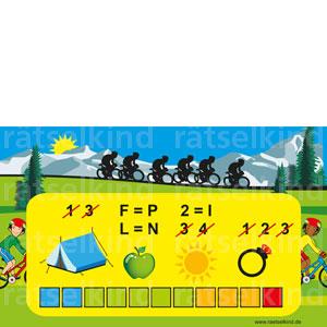 Rätsel Tour de France