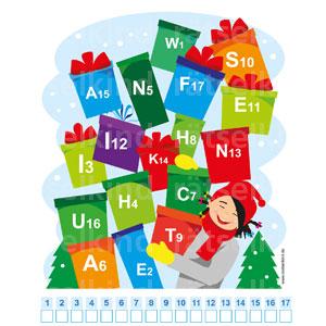 Kinderrätsel Weihnachten