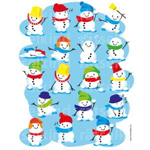 Winter Kinderrätsel
