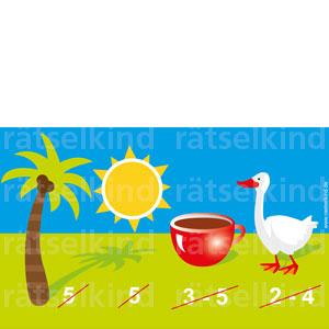 Palmsonntag Ostern für Kinder