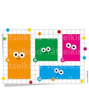Knobelaufgabe Kinderrätsel Logikrätsel Mathe Rechnen