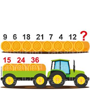 Logikrätsel Landwirtschaft