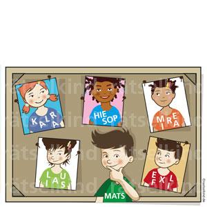 Rätsel für Kinder Buchstabenmix